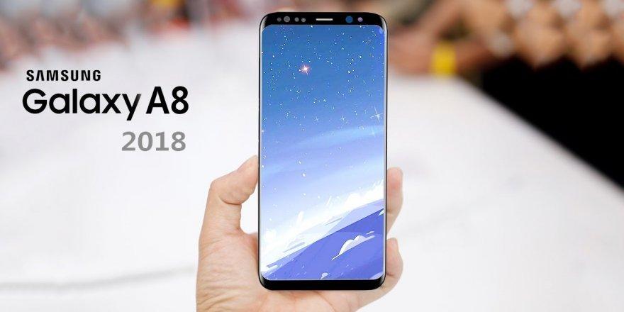Samsung Galaxy A8 Plus (2018) tanıtıldı