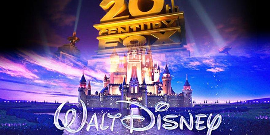 Disney ve 21st Century Fox'tan 66 milyar dolarlık anlaşma