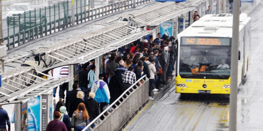 Güven timleri artık metrobüste de görev yapacak