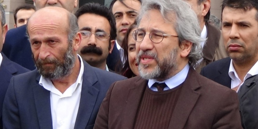 Can Dündar, Enis Berberoğlu ve Erdem Gül'e 15 yıla kadar hapis talebi