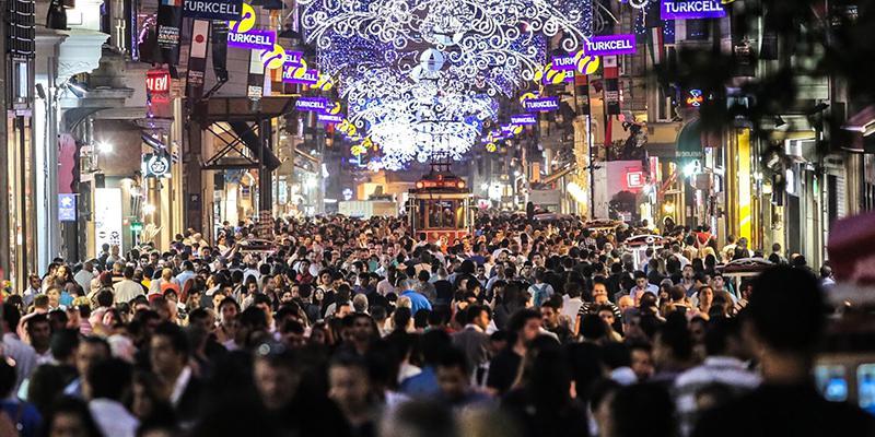 Taksim'de yılbaşı kutlamalarına izin verilmedi