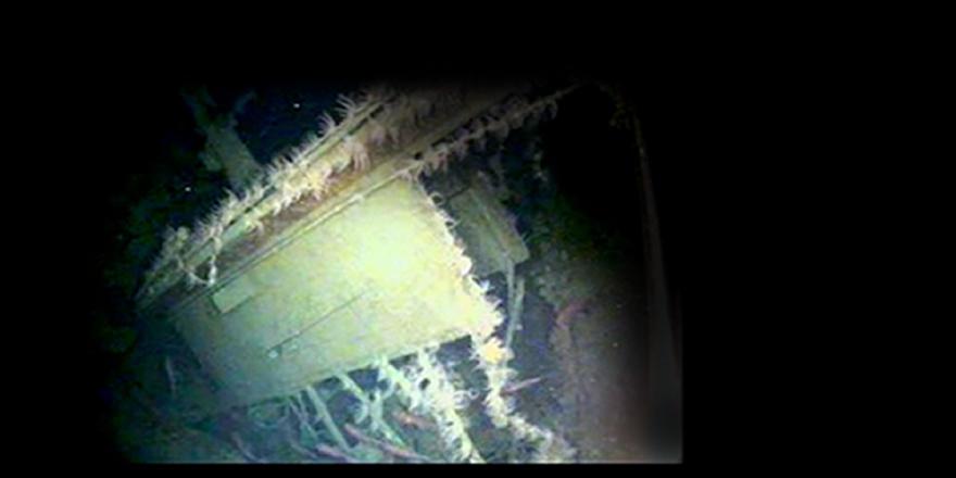 Kayıp denizaltı 103 yıl sonra bulundu