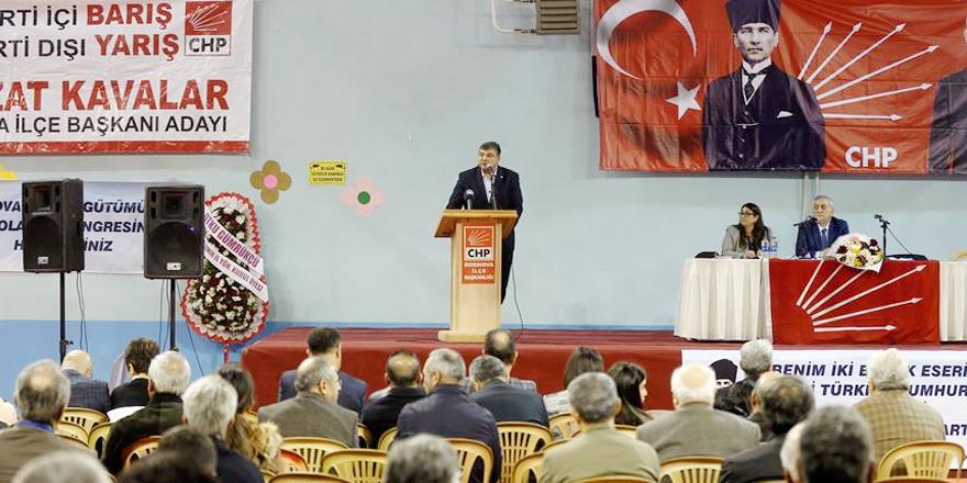 CHP, ilçe kongrelerini büyük ölçüde tamamladı