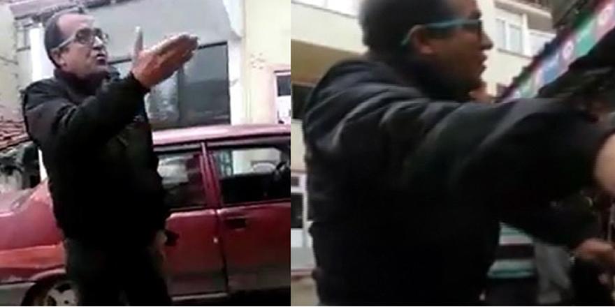 Öğrencisini döven öğretmen şikayetçi olan engelli veliye saldırdı