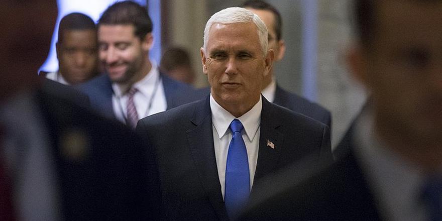 ABD Başkan Yardımcısı Mike Pence'in İsrail ziyareti ertelendi