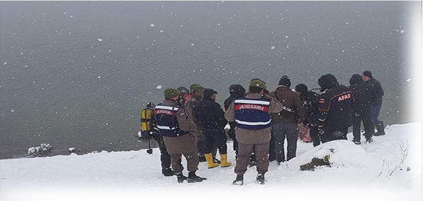 Gölet kenarında 'intihar notu' bulunan liselinin cesedine ulaşıldı