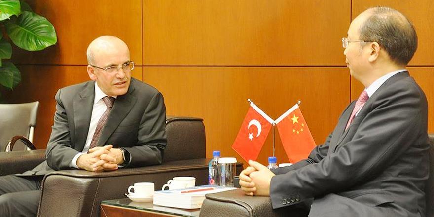 Mehmet Şimsek'in Çin temasları sürüyor
