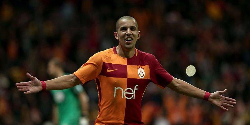 Galatasaraylı Feghouli: Galatasaray'a gelmekle iyi bir seçim yaptım