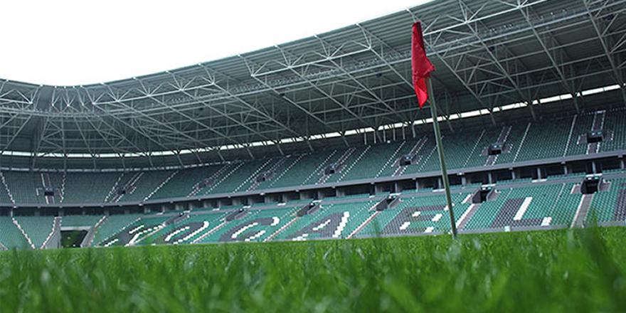 Kocaeli Stadyumu'nda son aşamaya gelindi