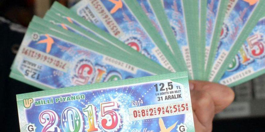 Milli Piyango'nun yılbaşı biletlerinden yüzde 99'u tükendi