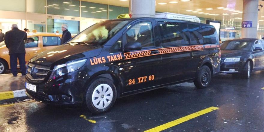 Taksici Fransız turiste 1500 lira fatura kesti