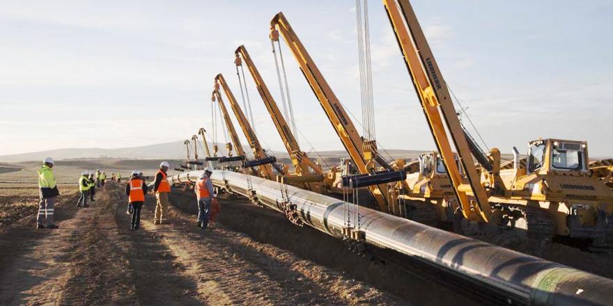 Şahdeniz 2 projesinden Türkiye'ye doğalgaz nakline başlandı